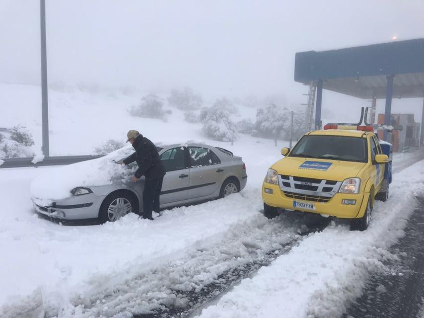 En invierno, la conducción más segura 2