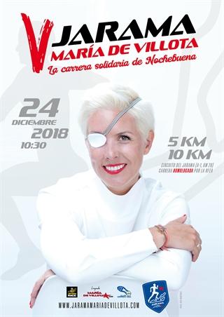 V Jarama María de Villota, la carrera de Nochebuena 1