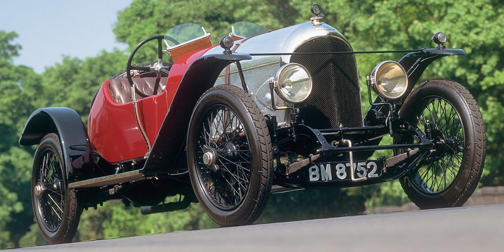 Bentley, 100 años de lujo 3