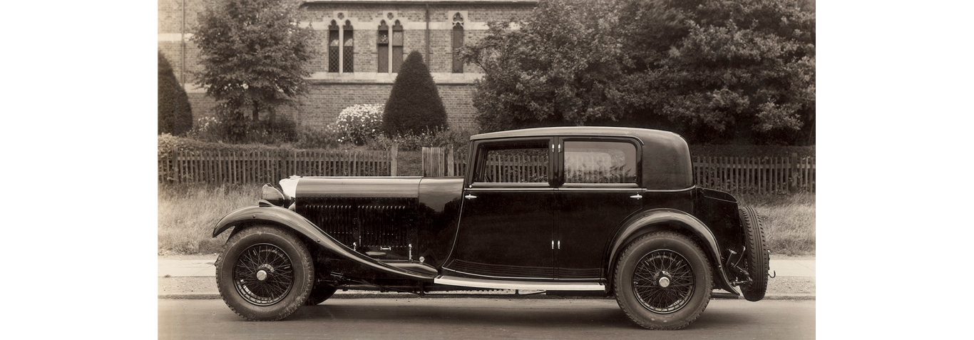 Bentley, 100 años de lujo 4
