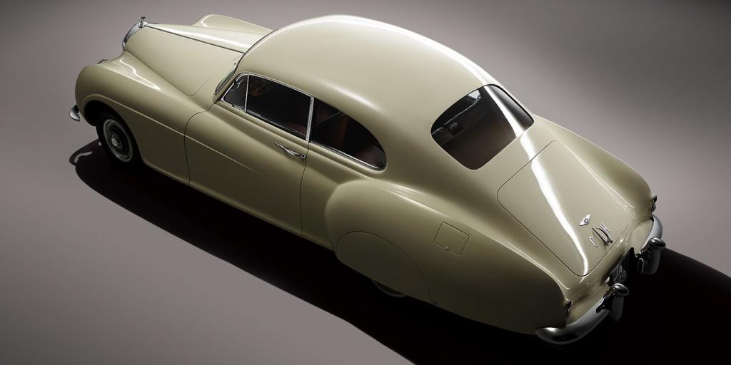 Bentley, 100 años de lujo 6