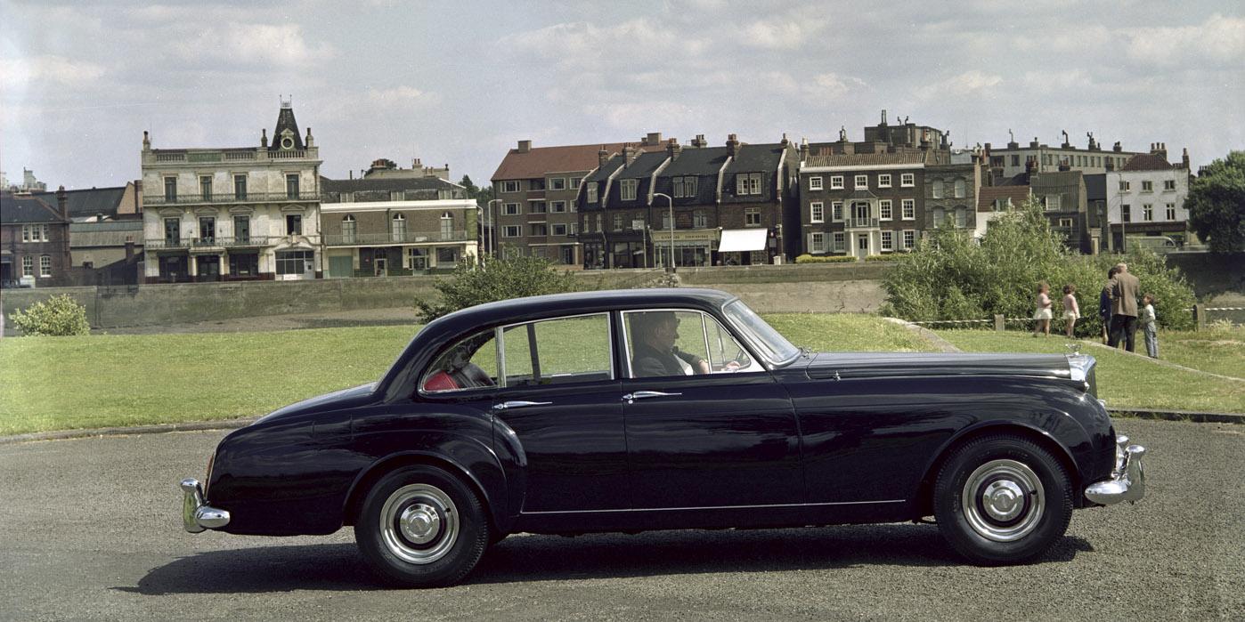 Bentley, 100 años de lujo 7