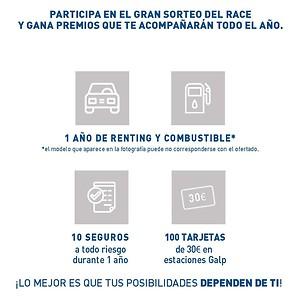 El Gran Sorteo del RACE 1
