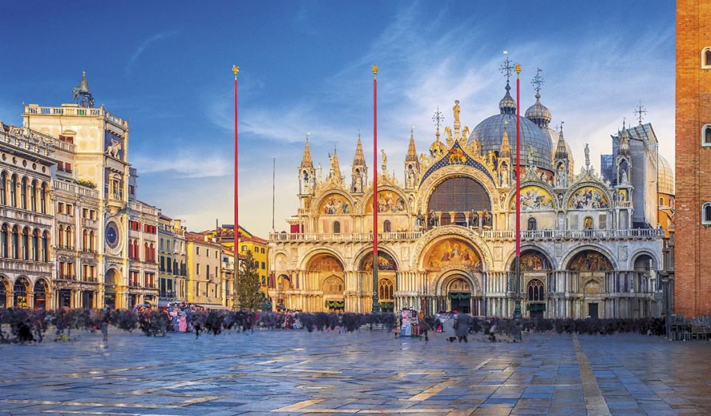 Ruta al Carnaval de Venecia