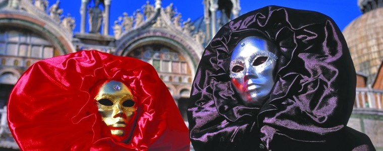 Ruta al Carnaval de Venecia 1