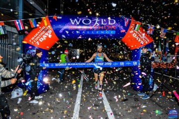 La vuelta al mundo en 7 días y 7 maratones 1