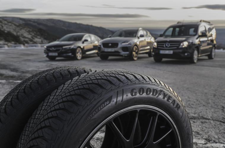 Neumáticos para todo el año 1