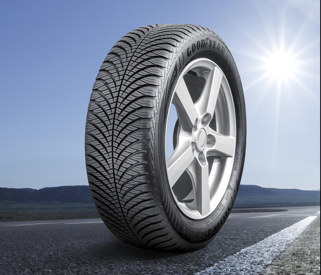 Neumáticos para todo el año 2