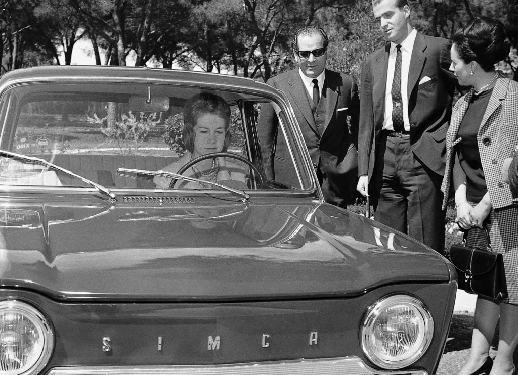 Eduardo Barreiros, centenario de un mito del motor 1