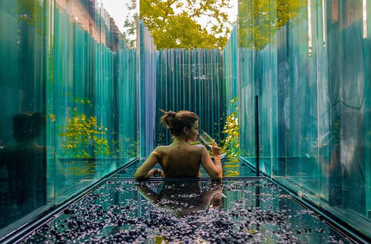 Un hotel con alma de cristal 1