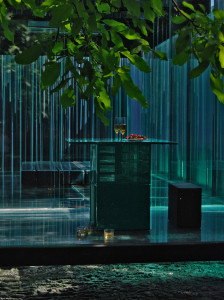 Un hotel con alma de cristal