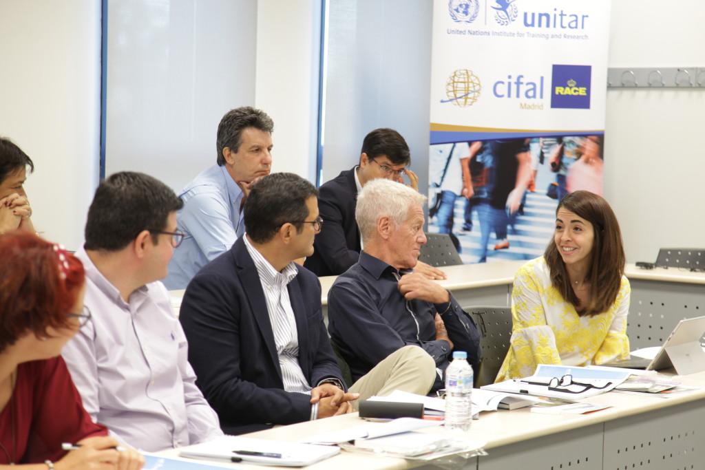Arranca el II Curso de Experto en Seguridad Vial de CIFAL Madrid RACE 3