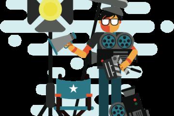 Los colegios, lecciones de cine en Educación Vial 2
