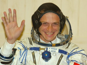 "Pedro Duque: ""Todos queríamos ser astronautas"" 1"