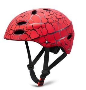 En bicicleta o patinete, con cabeza 7