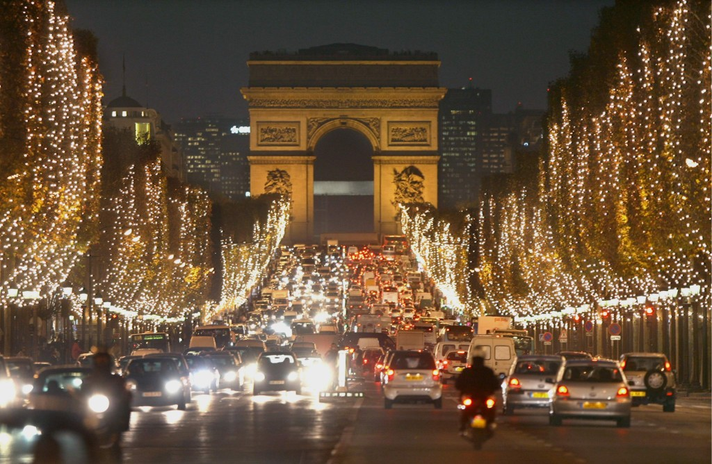 Ciudades que iluminan la Navidad