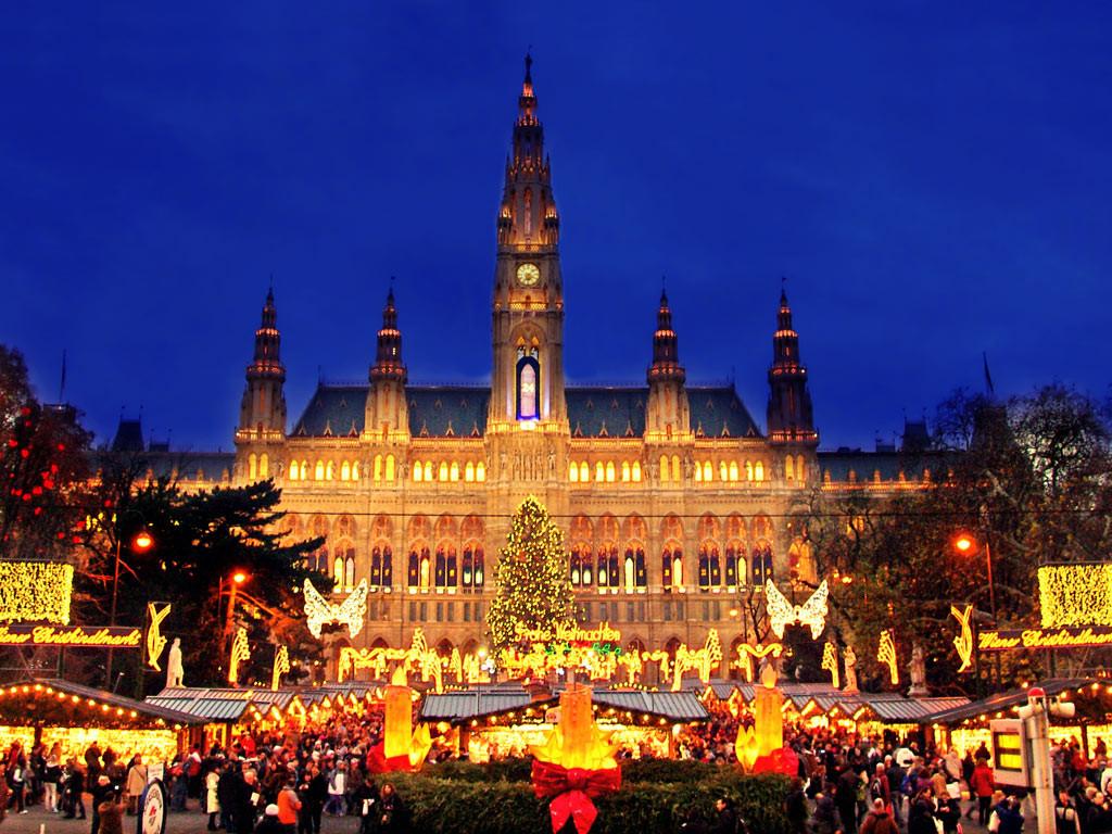 Ciudades que iluminan la Navidad 1
