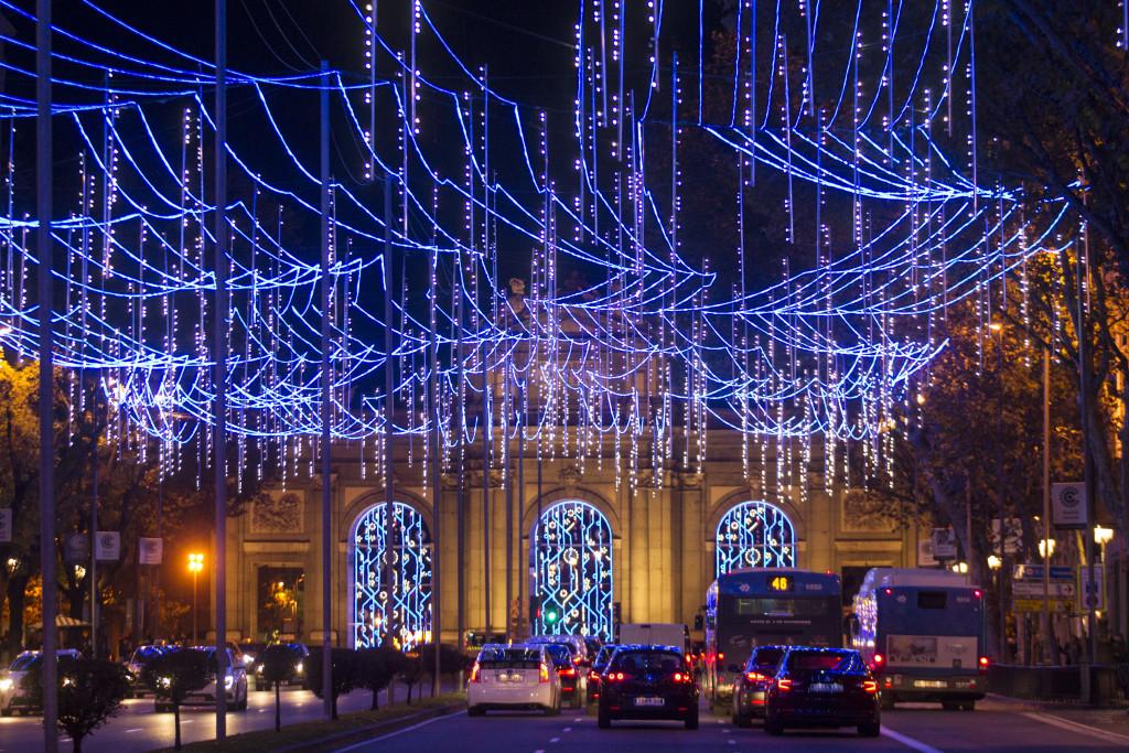 Ciudades que iluminan la Navidad 3