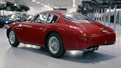Aston Martin DB4 GT Zagato Continuation: