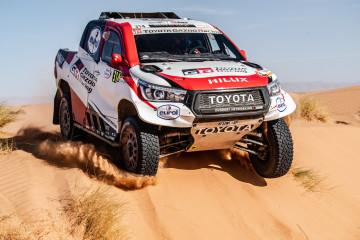 El Dakar da la bienvenida a Fernando Alonso 1
