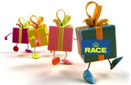 Estas Navidades regala RACE 1