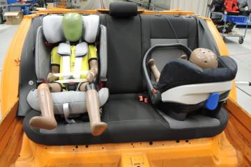 Las sillitas infantiles, de nuevo a examen 4