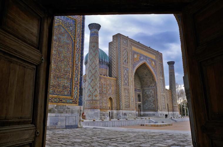 Uzbekistán, encrucijada de la mítica Ruta de la Seda 1