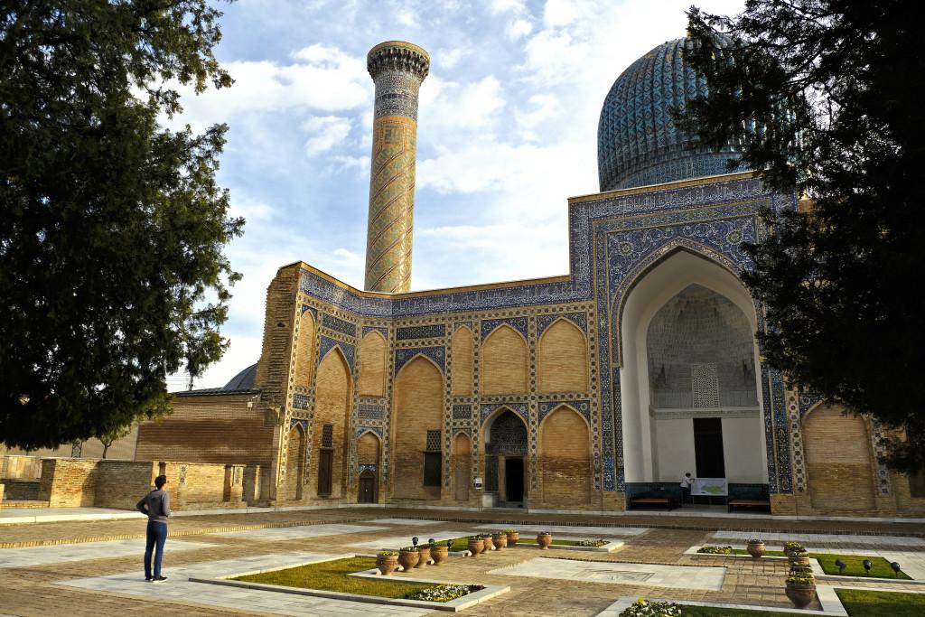 Uzbekistán, encrucijada de la mítica Ruta de la Seda 2