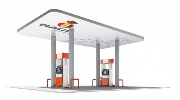 RACE y GALP, un litro de combustible por un euro