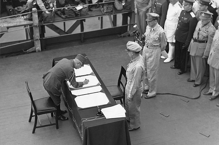 75 años de la rendición que puso fin a la Segunda Guerra Mundial