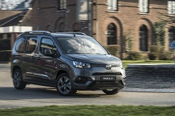 Toyota Proace City Verso Family
