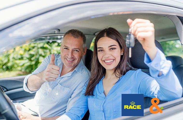 La conducción responsable de los jóvenes tendrá recompensa en el precio del seguro