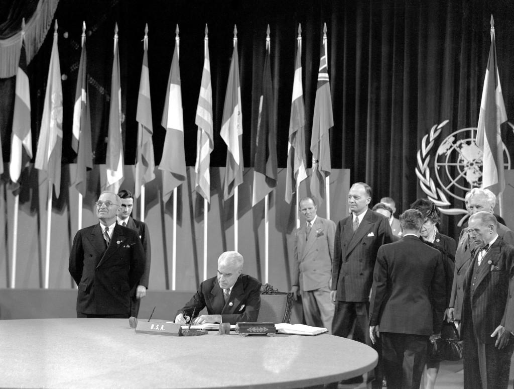 La ONU, un símbolo de paz 1