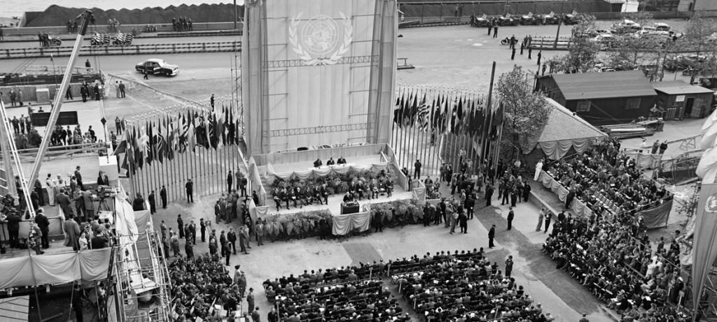 La ONU, un símbolo de paz 2