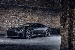 Aston Martin 007 limited edition