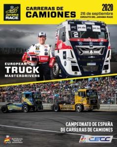 GP de Camiones Jarama Race 1