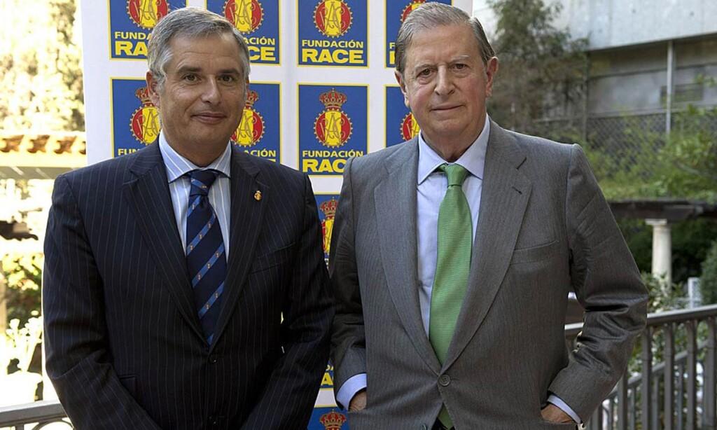 Fernando Falcó, adiós al presidente de la Fundación RACE 1