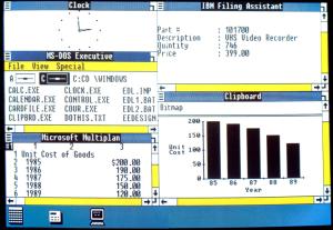 35 años de la llegada de Windows
