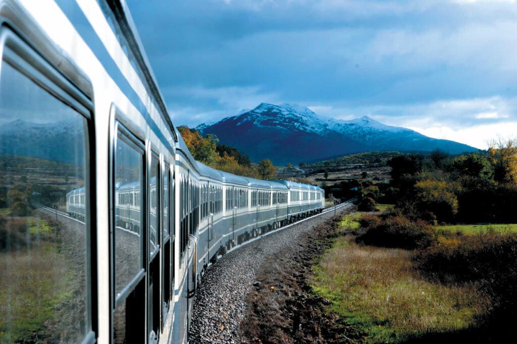 Año del Ferrocarril, grandes viajes en tren 4