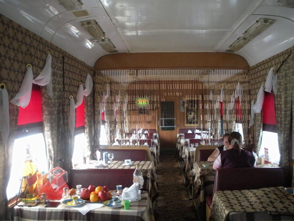 Año del Ferrocarril, grandes viajes en tren 5