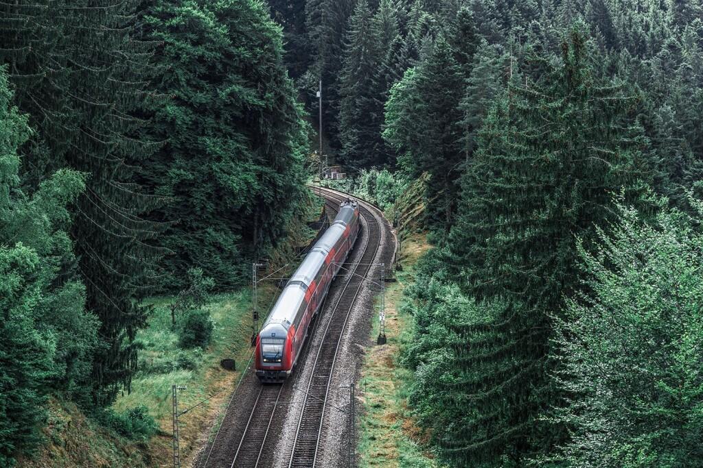 Año del Ferrocarril, grandes viajes en tren 6