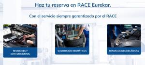 RACE Eurekar: revisa y repara tu coche tras las nevadas 2