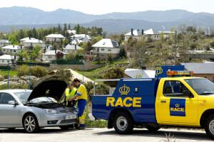 RACE SOS, siempre pendiente del conductor 1