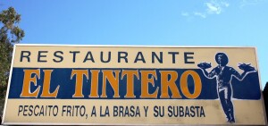 El Tintero, una 'subasta' de platos