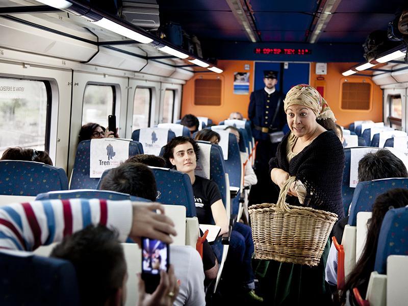 ¡Viajeros al tren!… turístico 4