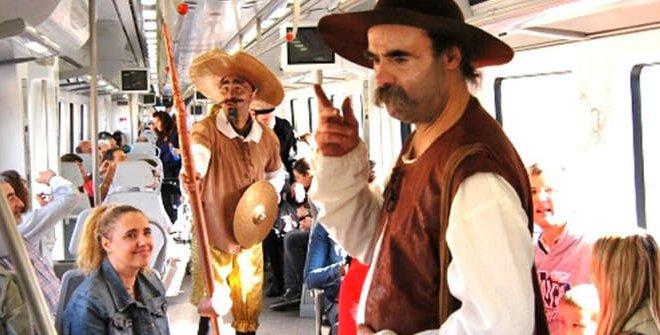 ¡Viajeros al tren!… turístico 5