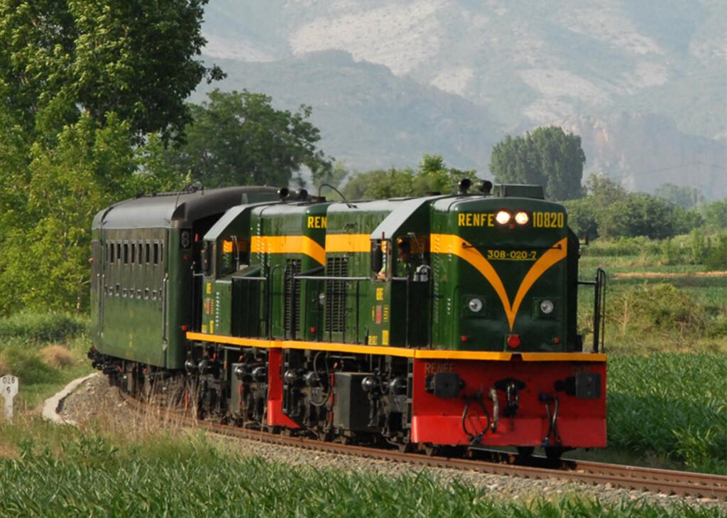 ¡Viajeros al tren!… turístico 6