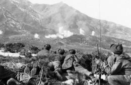 Corea, el primer episodio bélico de la Guerra Fría 1