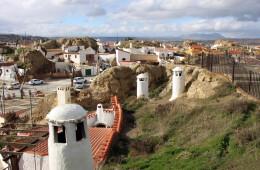 Las casas-cueva de Guadix