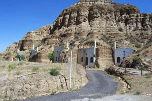 Las casas-cueva de Guadix 2